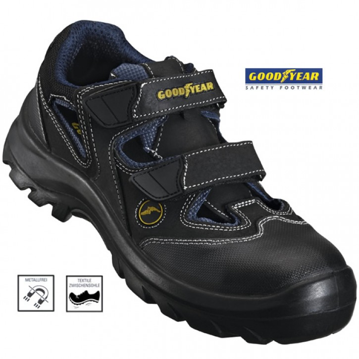 GOODYEAR Air, Sicherheits-Sandalen S1P 48