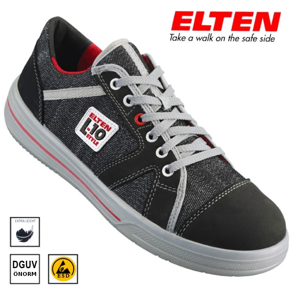 ELTEN Sensation, Low Halbschuh S2