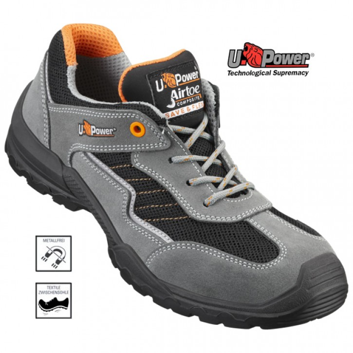 U-Power Greyhound, Sicherheits-Halbschuhe S1P 41