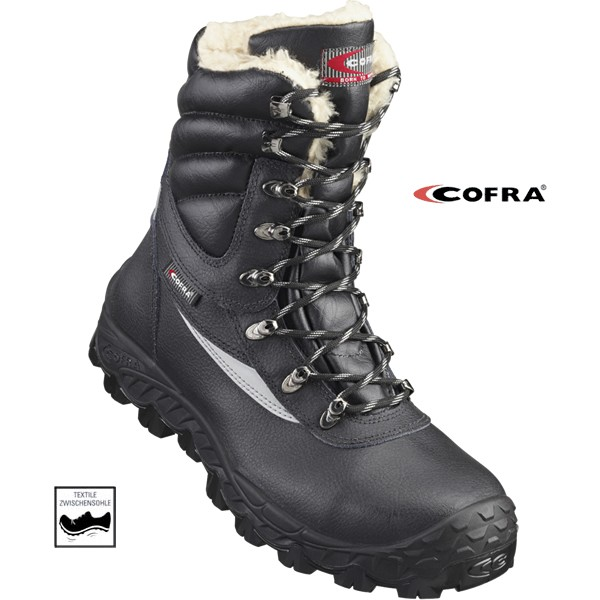 COFRA New Barents Winterstiefel S3
