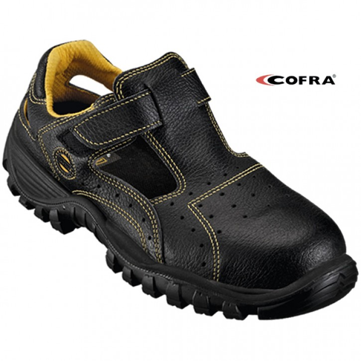 COFRA Don 2, Sicherheits-Sandalen S1P