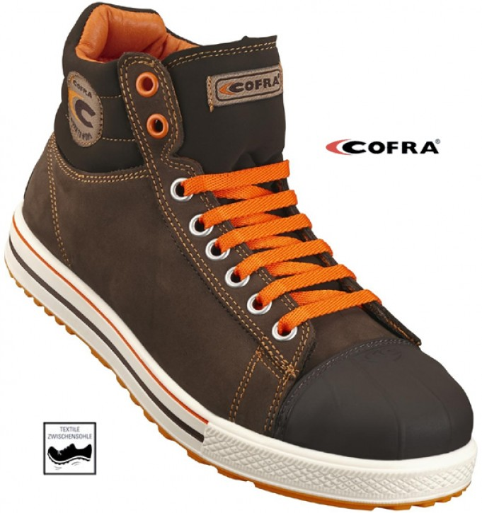 COFRA Conference Schnürstiefel S3