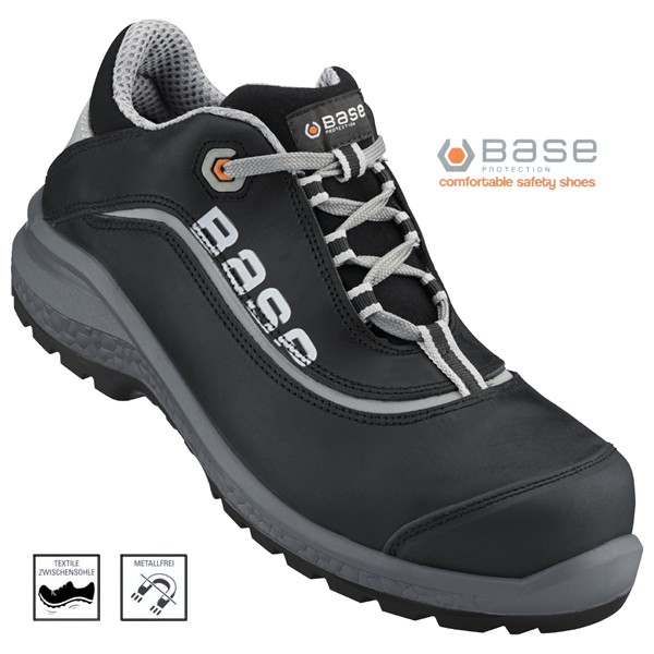 BASE Be-Free, Sicherheits-Halbschuh S3