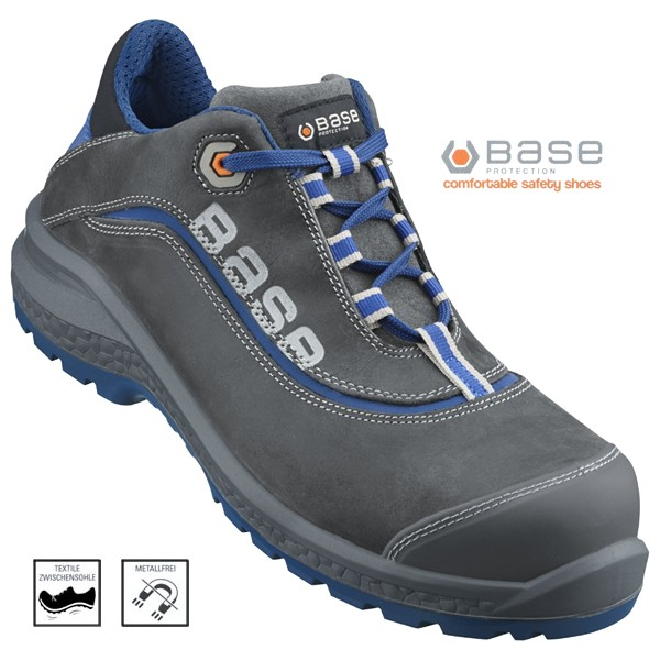 BASE Be-Joy, Sicherheits-Halbschuh S3