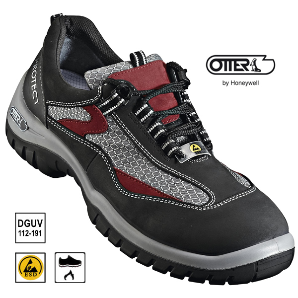 OTTER Premium Protect, safety low shoes S2 45